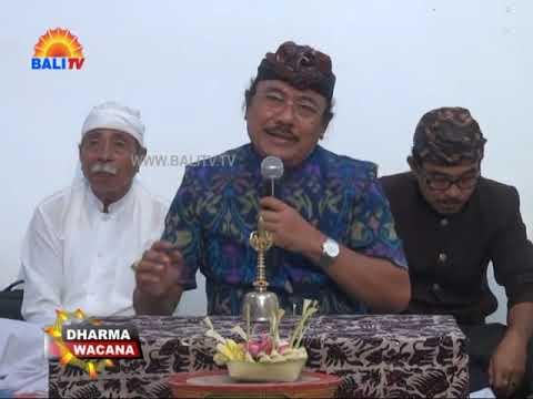 Dharma Wacana Ida Bagus Sudarsana Kepemangkuan Bagian 5
