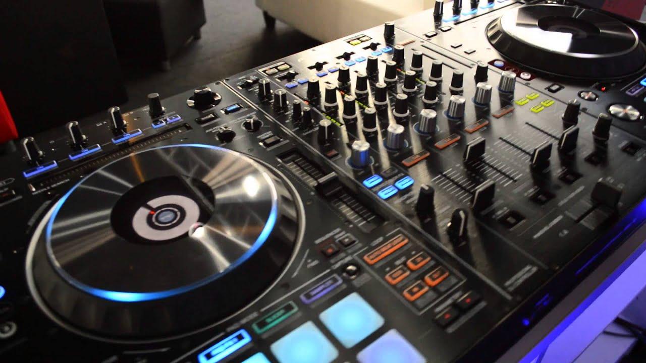 Breve Intro Ao Ddj Rz Da Pioneer Rekordbox Dj Youtube