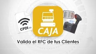 Conoce el proceso que debes seguir para verificar que los RFC de tus clientes sean válidos para la nueva Factura Electrónica en Aspel-CAJA