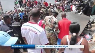 vuclip Fait Divers - Accident mortel à plaine Niger