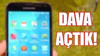 BU SEFER DAVA AÇTIK!: TV'de Samsung'la Anlaşmalı Diye Çakma Telefon Satan Yere Dava Açtık!