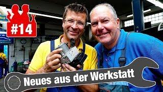 ABS-Probleme am Autogas-BMW & dem Benz-Fehler auf der Spur | Neues aus der Werkstatt #14