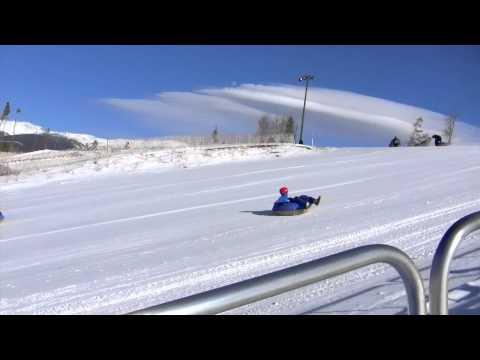 Snow Tubing at Colorado Adventure Park!  In Fraser, CO