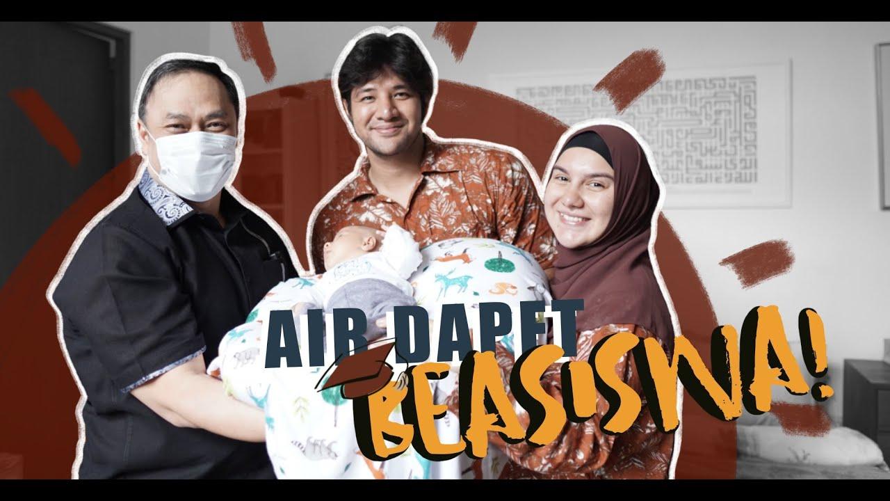 BAYI PERTAMA DI INDONESIA YANG DAPAT BEASISWA SAMPE KULIAH!!