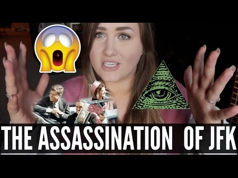 JFK ASSASSINATION CONSPIRACY THEORIES!
