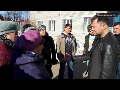 Жители рассказали Никите Исаеву о проблемах Заволжского района