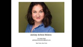 Film, TV, & Voice Over Reel- Ashley Arlene Nelson