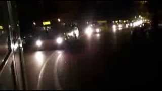 G1 IN ROME - 20 λεωφορεία στην καρδιά της ΡΩΜΗΣ. Lazio - Apollon (Europa leage 2013)