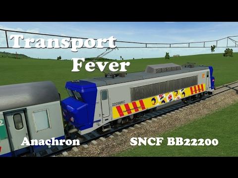 transport fever sncf bb22200 mod youtube. Black Bedroom Furniture Sets. Home Design Ideas