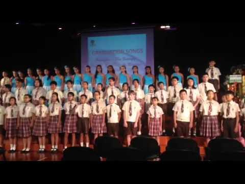 MAC School P6 Graduation Song 2014 Macau