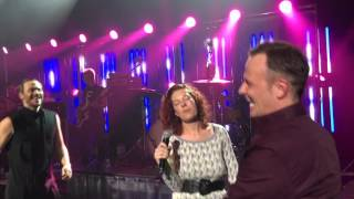 Will Young - Singing 'Promise Me' with the Fusic Competition Finalists