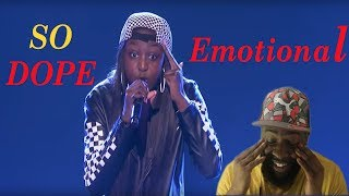 Flau'jae | 14 Year Old Rapper | America's Got Talent 2018