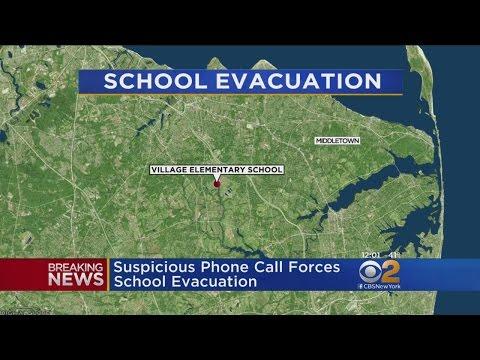 Holmdel School Evacuated