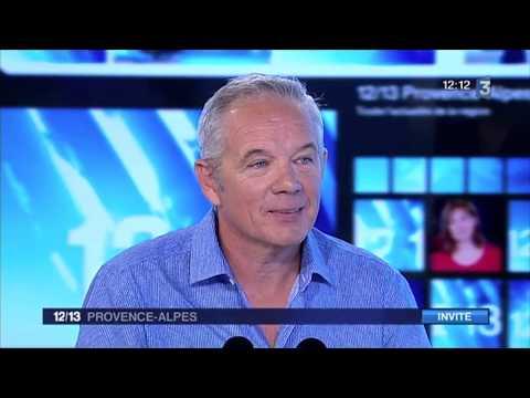Thérapie Non Médicamenteuse Docteur Thierry Bautrant émission TV 12-13 Provencal