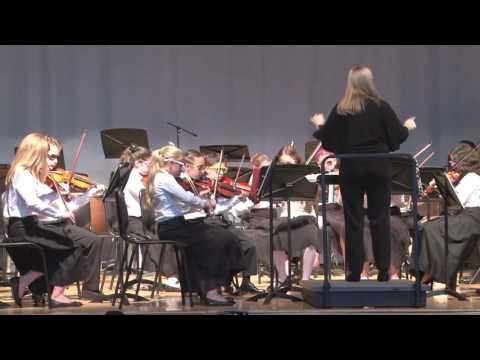 Ranney School 4th & 5th Grade Orchestra - Spring Concert 2016