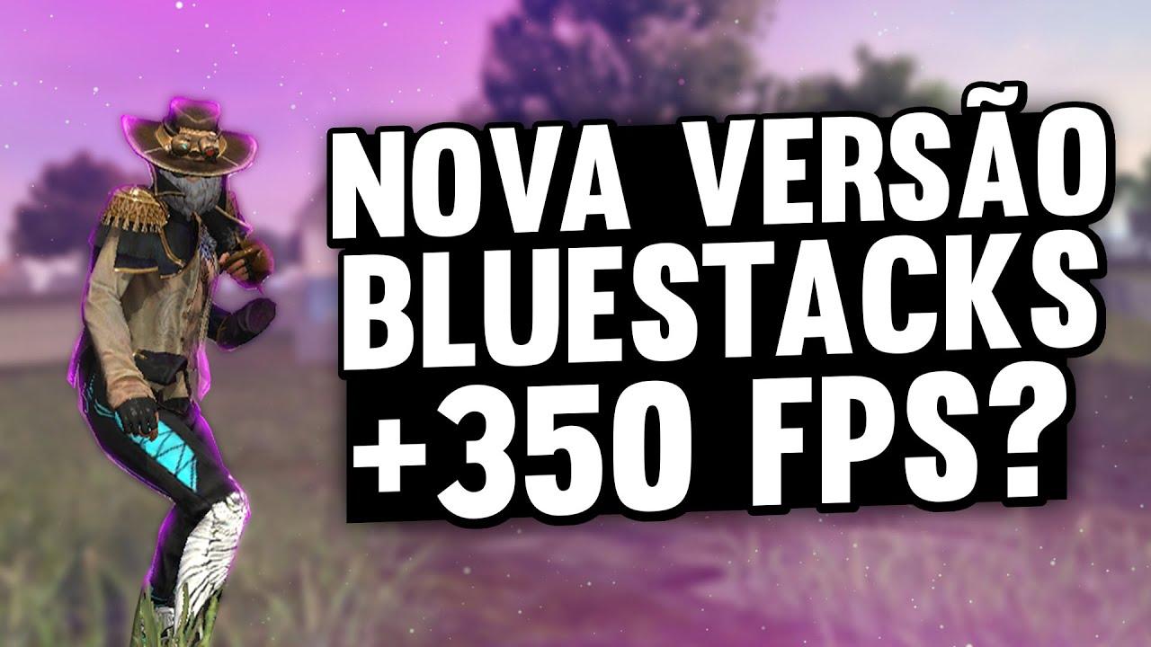 SAIU!! NOVA VERSÃO DO BLUESTACKS 5!! BLUESTACKS 5.2 COM ANDROID 9!! FPS CRAVADO SEM QUEDAS!!