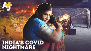 India's COVID Battle: The Lowest Caste On The Front Lines