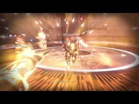 Destiny Warlock Radiance Triple Down