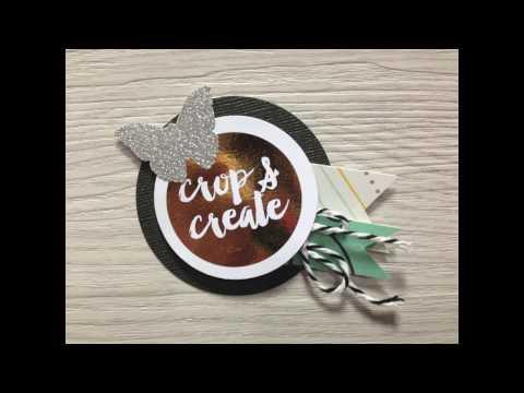 Crop & Create Make N Takes 2016