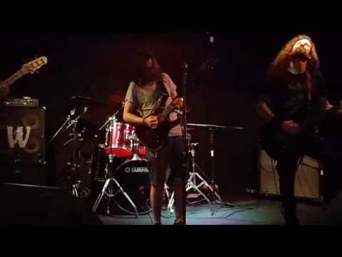 Aernus - Journey To The Center Of The Earth Live @ In Live Caffe