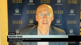 Former PBO Kevin Page on the fall economic statement