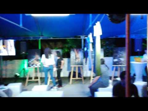 Lounge del Panama Fashion Film Festival
