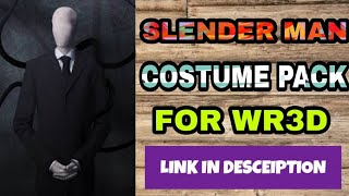 Finn Bàlor all costumes textures pack for wr3d links in