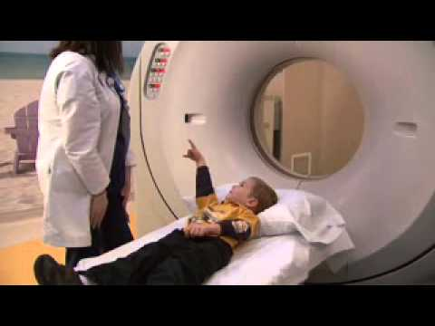 How to prepare your child for a CT scan