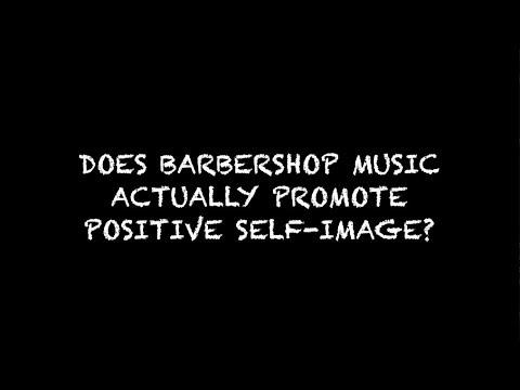 March is MUSIC IN OUR SCHOOLS MONTH - Does music promote positive self-image?