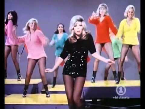 Nancy Sinatra - These Boots Are Made For Walkin' (1966 Original)