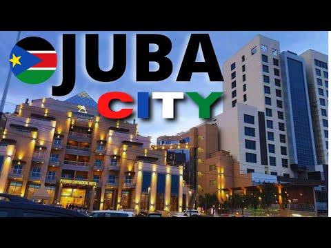 JUBA CITY , South Sudan in 2021// Beautiful City by the Nile