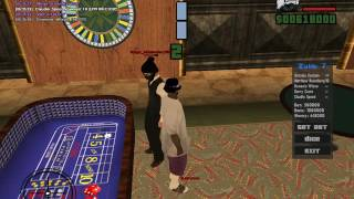 [Samp-Rp O1 Server] Игра в казино на 1kk