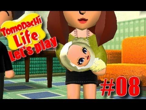Let's play Tomodachi Life #08: Bébé à bord