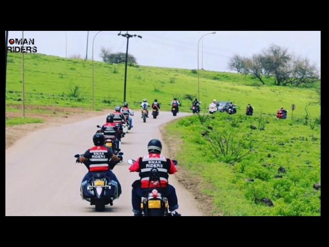 Oman Riders - Salalah Tour Trip 2017