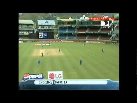 INDIA VS BERMUDA, INDIA INNING PART ONE