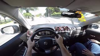 Suzuki Vitara 1.4 TURBO 2017 Test Drive Onboard POV GoPro