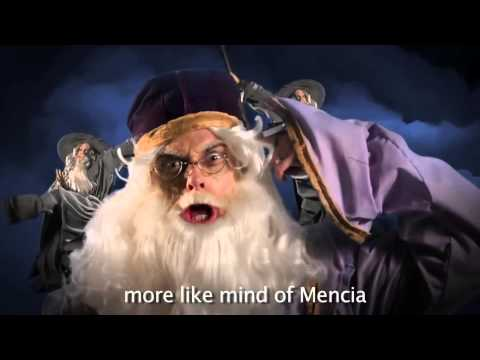 ERB Karaoke: Gandalf vs. Dumbledore