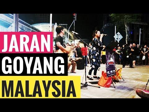 Musisi Malaysia Menyanyikan Lagu Jaran Goyang seperti Via Vallen (Latest Release Songs)
