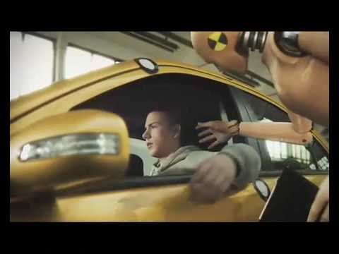 Ministry of Transport Finland: Crash Test Dummies - english