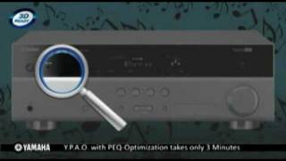 yamaha rx v467 ampli tuner home cinma compatible 3d