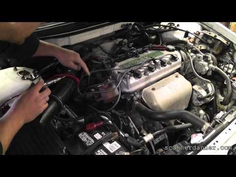 Misfire Case Study (1999 Honda Accord)