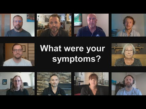 Faces of COVID-19: What were your symptoms?