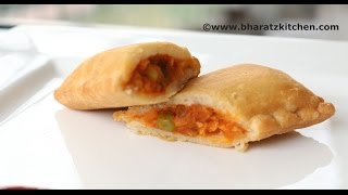 Mcdonalds Pizza Mcpuff | Pizza Puffs - Recipe By Bharatzkitchen