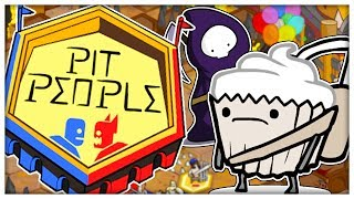 WHAT IN THE WORLD IS THIS GAME? - PIT PEOPLE