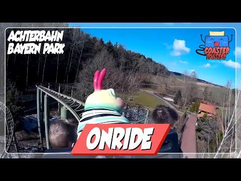 Achterbahn - Bayern Park | Zierer | Tivoli-New | POV