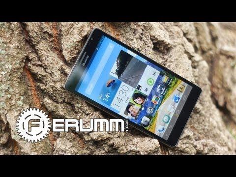 HUAWEI Ascend Mate MT1-U06 Обзор. Подробный Видеообзор от FERUMM.COM -TECHPOINT-