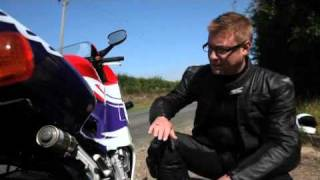 Honda CBR600F - still the ultimate do-it-all sportsbike?