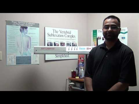 Dakota Chiropractic - Laser Therapy by Dr. Badhan