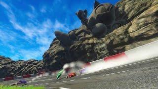 Daytona 3 Championship USA Three-Seven Speedway Teaser Trailer HD