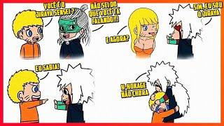 Memes de Naruto Shippuden e Boruto #19 | Memes em Imagens